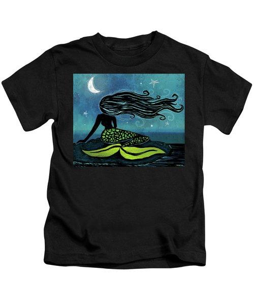 Mermaid Song Kids T-Shirt
