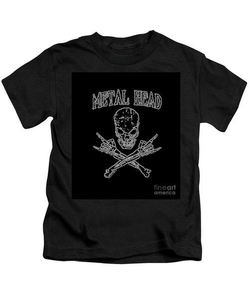 Metal Head Kids T-Shirt