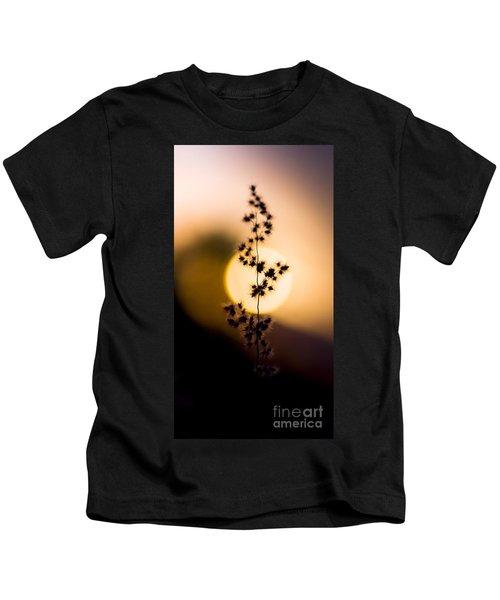 Mexican Desert Sunset Kids T-Shirt