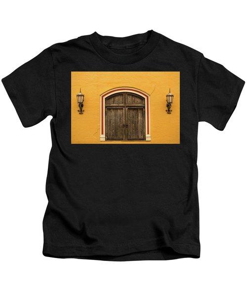 Mexican Door Kids T-Shirt