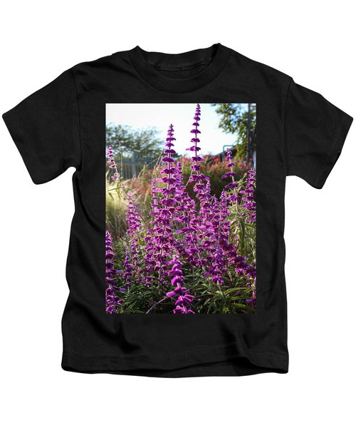 Mexican Sage Kids T-Shirt