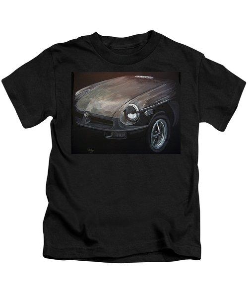 Mgb Rubber Bumper Front Kids T-Shirt
