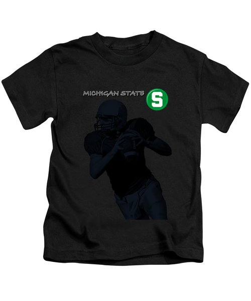 Michigan State Football Kids T-Shirt