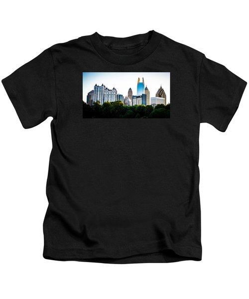 Midtown Skyline Kids T-Shirt