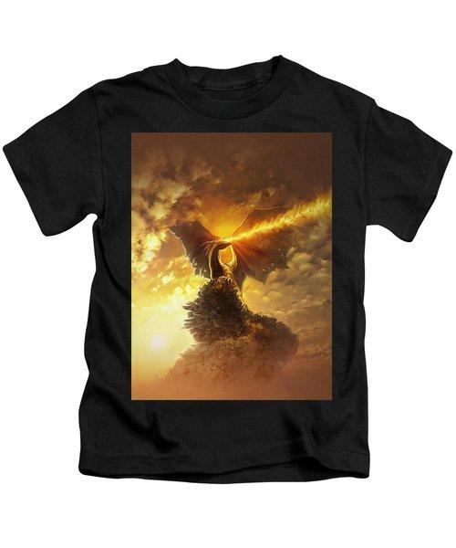 Mighty Dragon Kids T-Shirt
