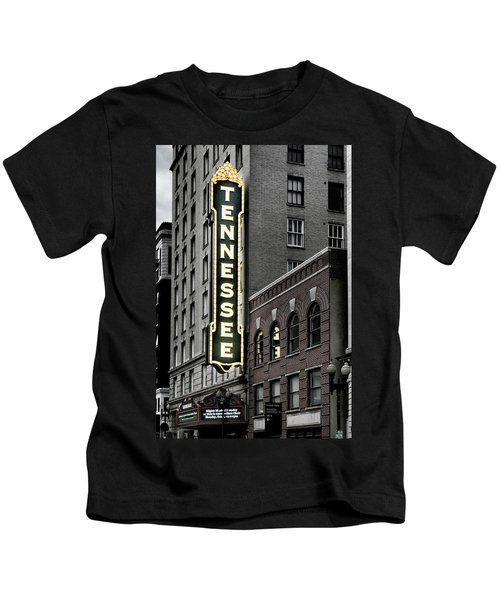 Mighty Tennessee Kids T-Shirt