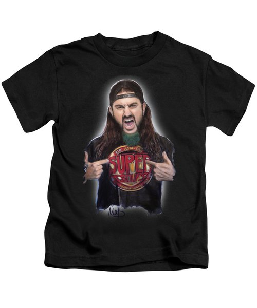 Mike Portnoy Kids T-Shirt