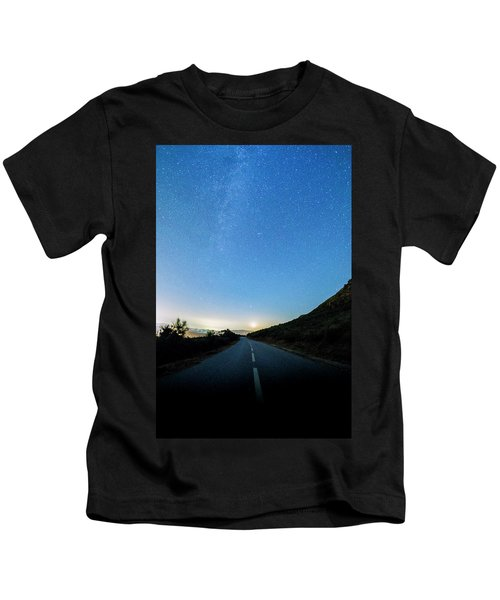 Milky Way Geres 4 Kids T-Shirt