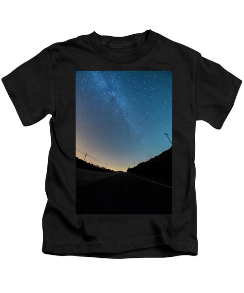 Milky Way Geres 5 Kids T-Shirt