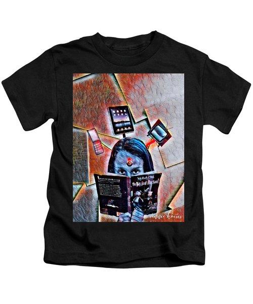 Mind Lock Kids T-Shirt