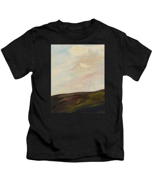 Mindful Landscape Kids T-Shirt
