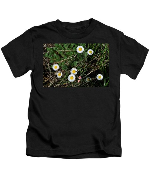 Mini Daisies Kids T-Shirt