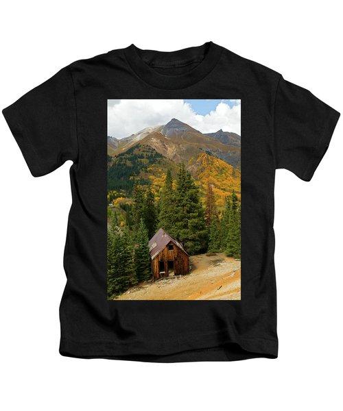 Mining Shack Kids T-Shirt