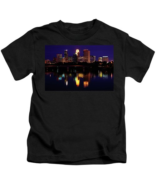 Minneapolis Twilight Kids T-Shirt