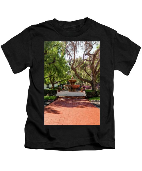 Mission Fountain Kids T-Shirt