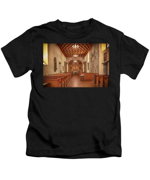 Mission San Francisco De Asis Interior Kids T-Shirt