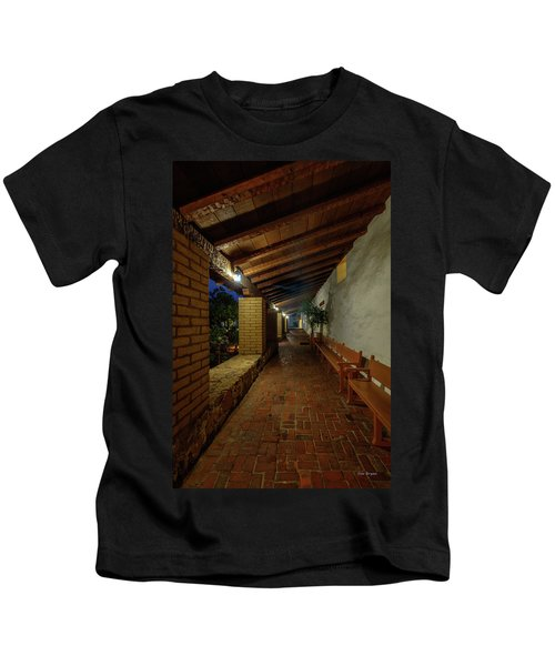 Mission San Luis Obispo Kids T-Shirt
