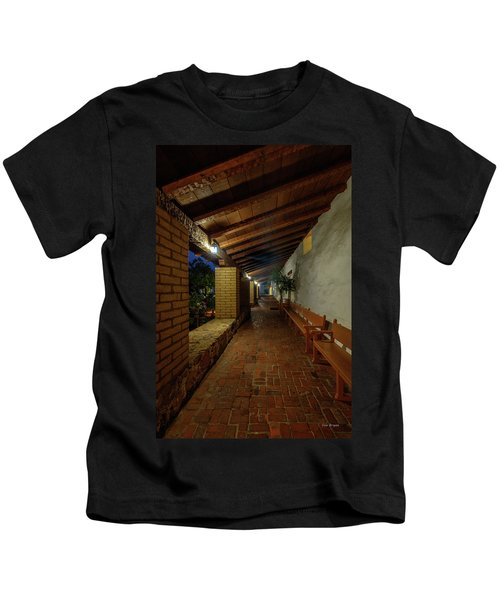 Mission San Luis Obispo Kids T-Shirt