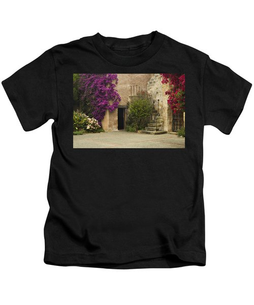 Mission Stairs Kids T-Shirt
