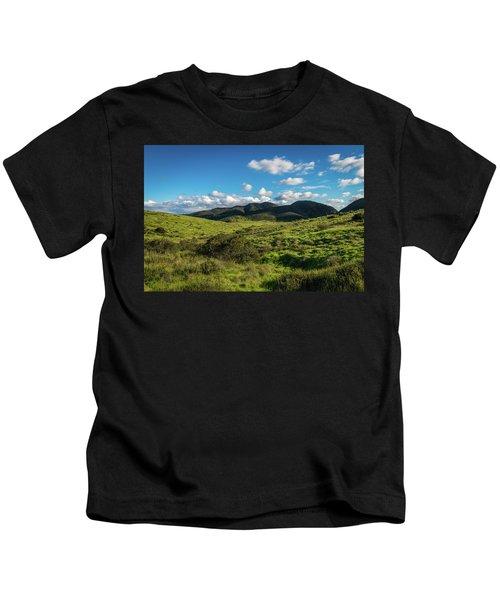 Mission Trails Grasslands Kids T-Shirt