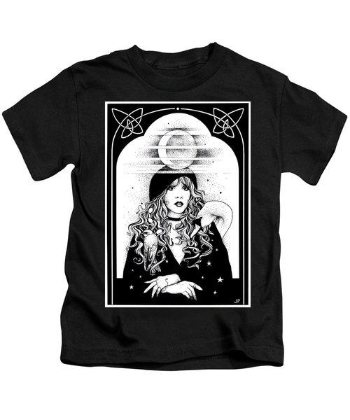 Mistress Of My Faith Kids T-Shirt