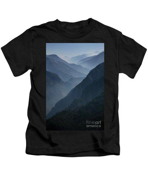 Misty Peaks Kids T-Shirt