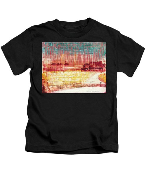 Mixville Road Kids T-Shirt