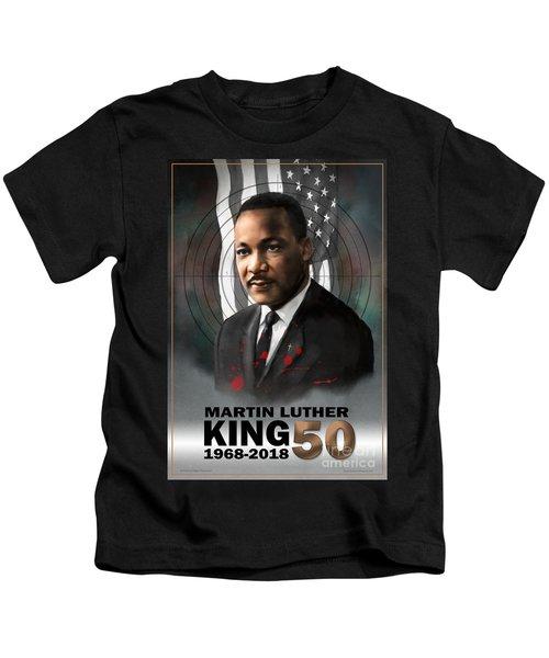 Mlk50 Kids T-Shirt
