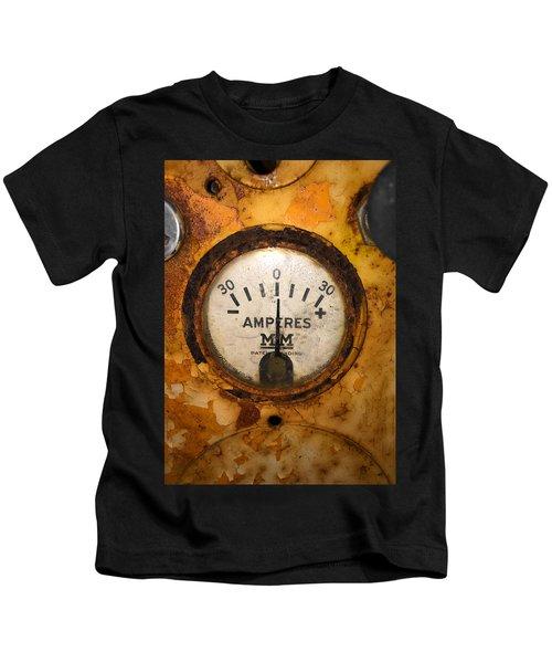 Mm Amperes Gauge Kids T-Shirt