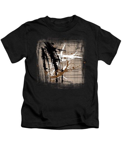 Modern Brown 2 Kids T-Shirt