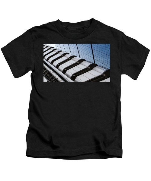 Lloyds Building Bank In London Kids T-Shirt