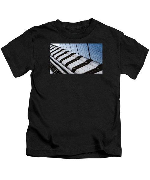 Lloyds Building Bank In London Kids T-Shirt