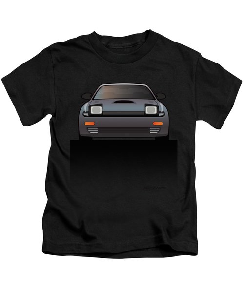 Modern Japanese Icons Series Toyota Celica  Gt-four All-trac Turbo St185 Split Kids T-Shirt