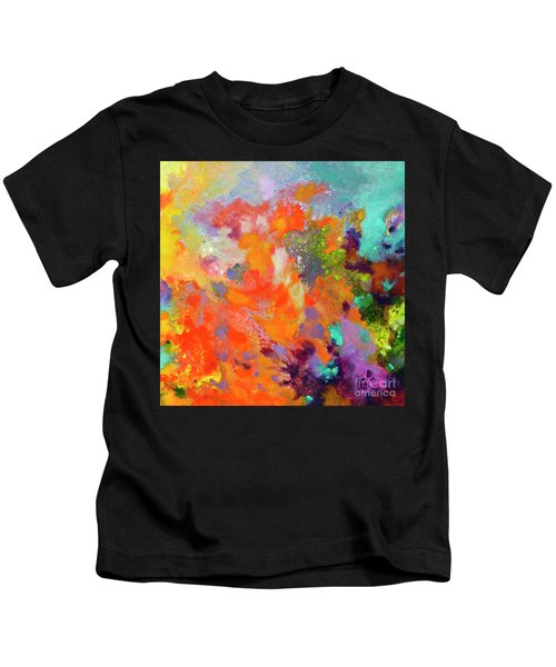 Momentum, Canvas Two Kids T-Shirt