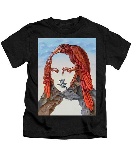 Mona Lisa. Air. Kids T-Shirt