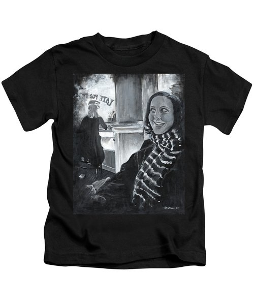 Mona Sandra  Kids T-Shirt