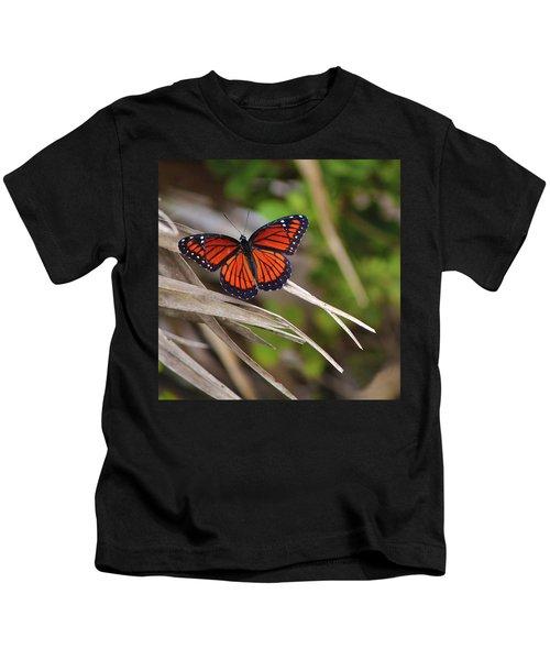 The Monarch  Kids T-Shirt
