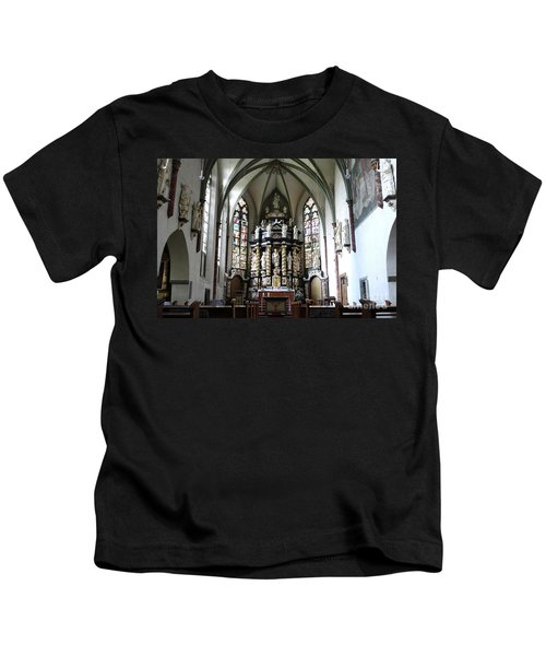 Monastery Church Oelinghausen, Germany Kids T-Shirt