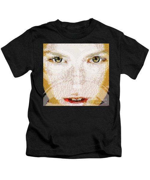 Monkey Glows Kids T-Shirt