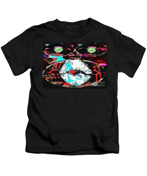 Monkey Works Kids T-Shirt