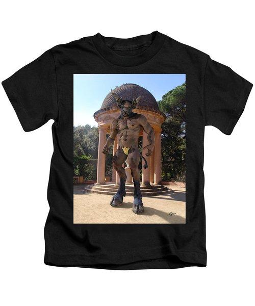Monster Maze Kids T-Shirt
