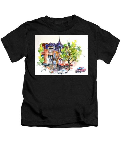 Montreal - 2 Kids T-Shirt