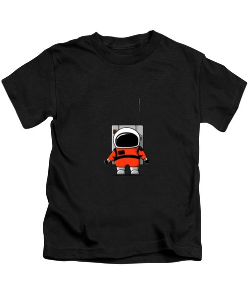 Moon Man Kids T-Shirt