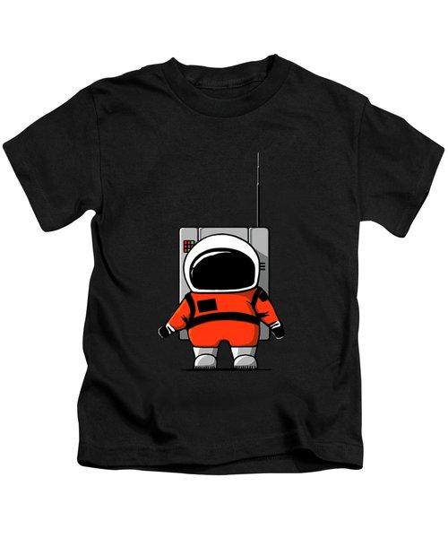 Moon Man Kids T-Shirt