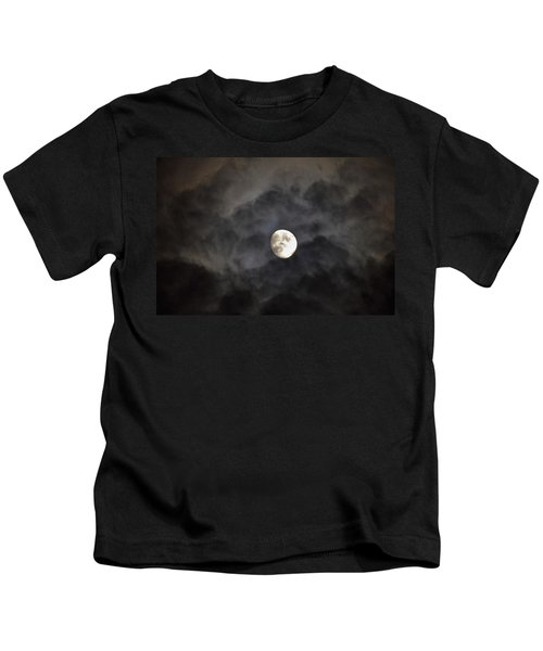 Moon Rise Kids T-Shirt