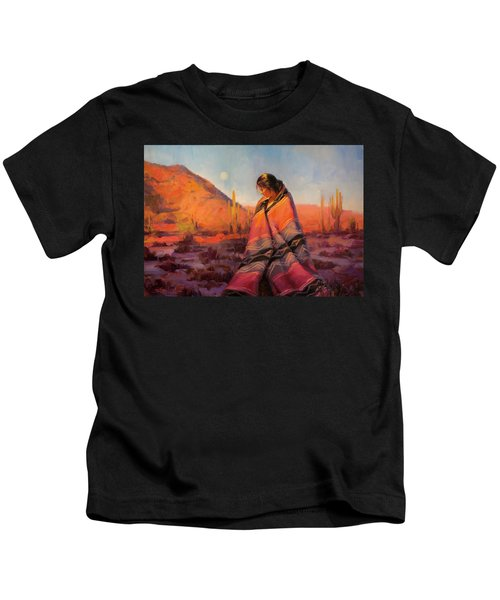 Moon Rising Kids T-Shirt