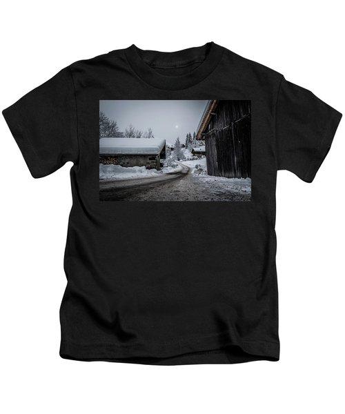 Moon Walk- Kids T-Shirt