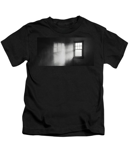 Moonbeams On The Attic Window Kids T-Shirt