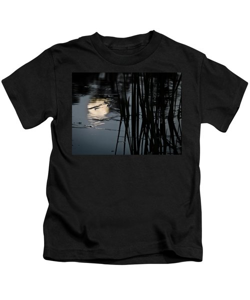 Moonlight Reflections Kids T-Shirt