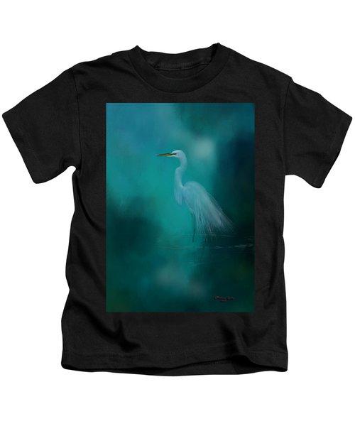 Moonlight Serenade Kids T-Shirt